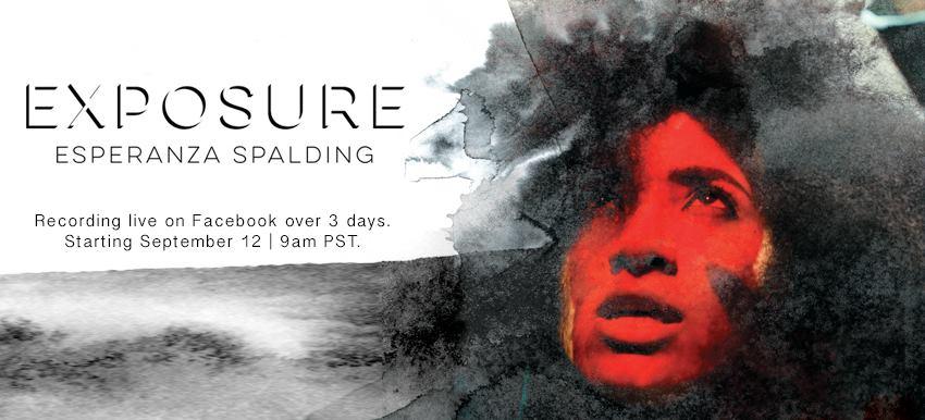 Esperanza Spalding to record next album live on Facebook
