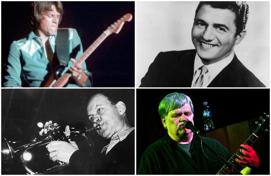 In Memoriam: Jazz blues artists we lost in 2017 - JAZZIZ