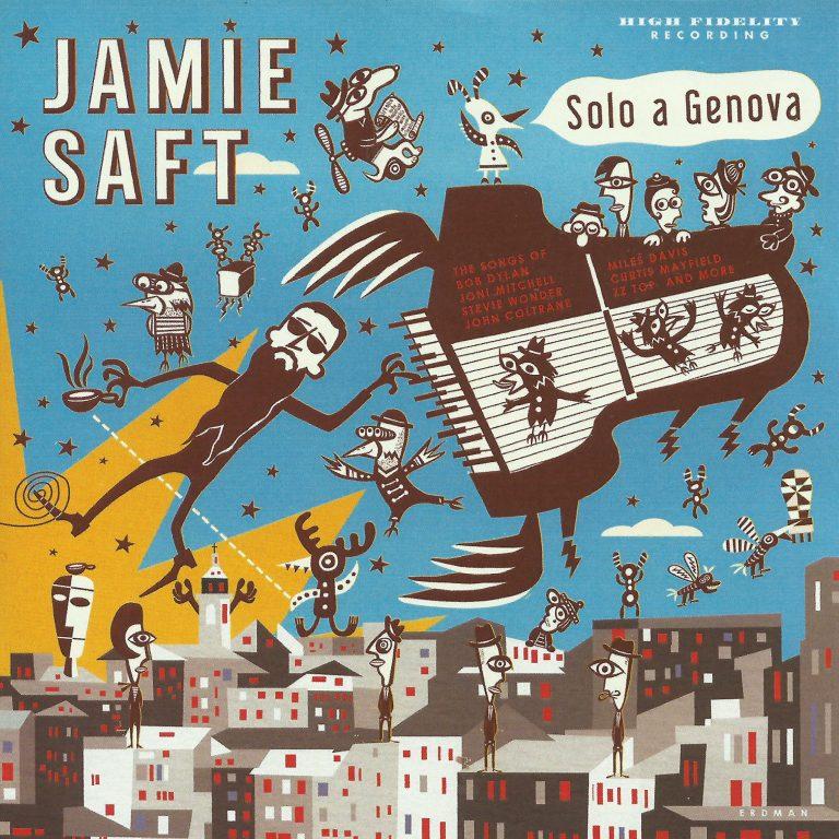 Jamie Saft has released his first solo record - JAZZIZ Magazine