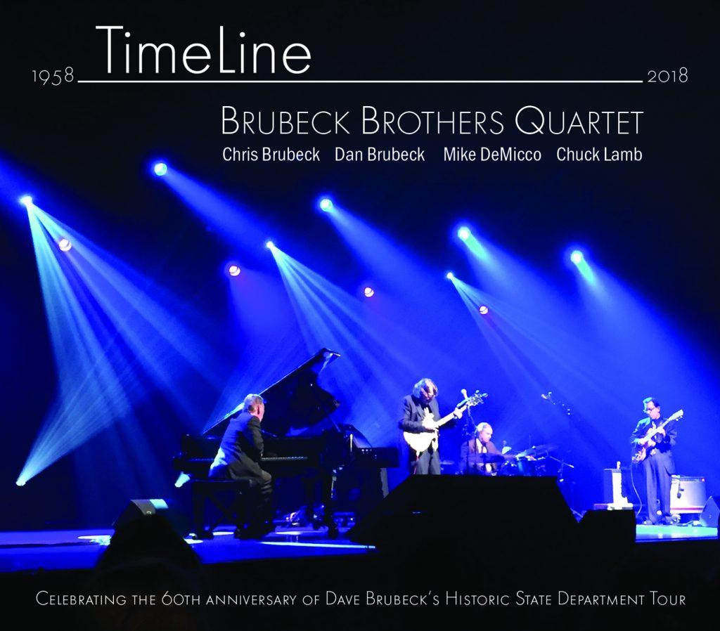 New album celebrates 60th anniversary of Dave Brubeck's State Department Tour